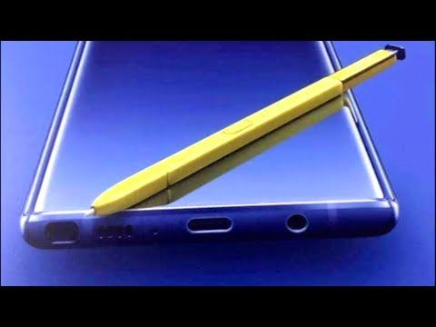 Samsung Galaxy Note 9 Design  -  How to Quadruple Battery Life - Fortnite comes to Android