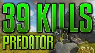 WE GOT 39 KILLS IN PREDATOR | NRG ACEU