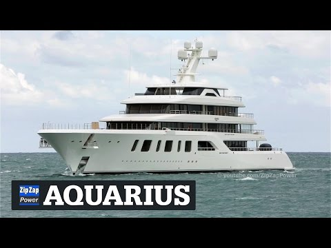 Feadship AQUARIUS | 92 Meters of Awesome