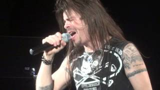 Queensryche - The Needle Lies - Dubuque Ia - TODD NAILS IT- 3 5 2013