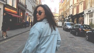 Beth Cossette - Sous les averses de Londres