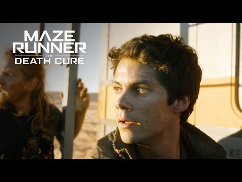 Maze Runner: The Death Cure  Train Chase Full  with Dylan O'Brien  20th Century FOX