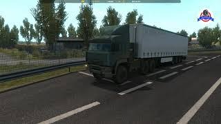 Euro Truck Simulator 2 - Kamaz 4326-43118-6350-65221 1.39