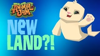 Animal Jam: New Land!?