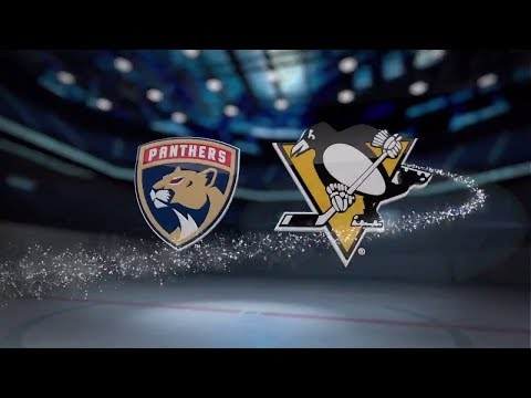 Florida Panthers vs Pittsburgh Penguins - October 14, 2017 | Game Highlights | NHL 2017/18. Обзор