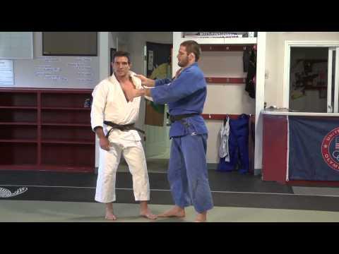 Takedowns for Judo & BJJ: Knee Osoto Gari