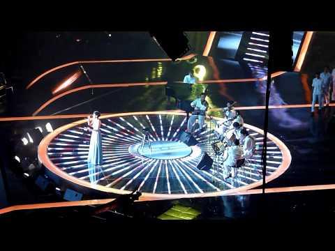 """Anugerah Juara Lagu 26 (2012): """"Sedetik Lebih"""" - Jaclyn Victor LIVE"""