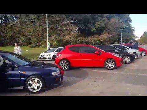 207 GTi RC CC En Ciudad Universitaria Buenos Aires (Encuentro Peugeot Sport Argentina)