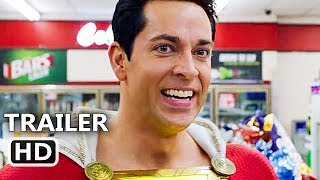 SHAZAM Official Trailer (2019) Superhero Movie HD