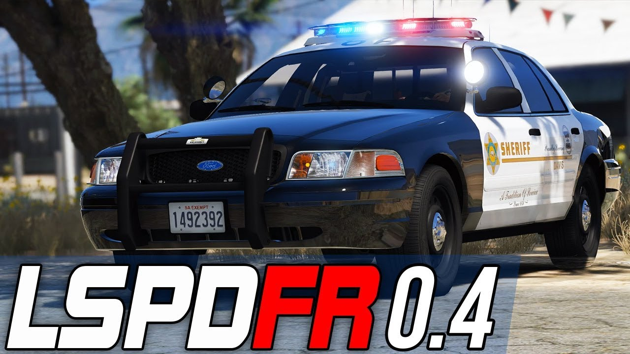 LSPDFR #18 - Gettin Pushed Around