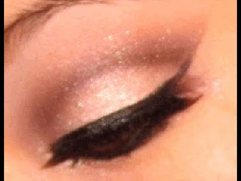 how to do a cut crease on hooded eyes
