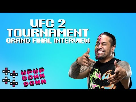 Jimmy Uso's UFC 2 Tournament Grand Final Interview: 'God picked me first!' — Expansion Pack
