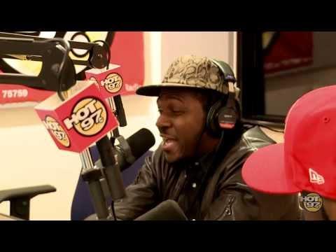 Pusha T Freestyles On Hot 97 With Funkmaster Flex!
