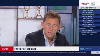 After Foot : Selon Riolo, Monaco n'intéresse pas grand monde
