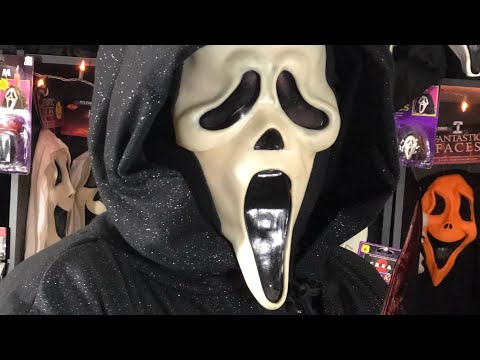Scream Costume Unboxing And Review!
