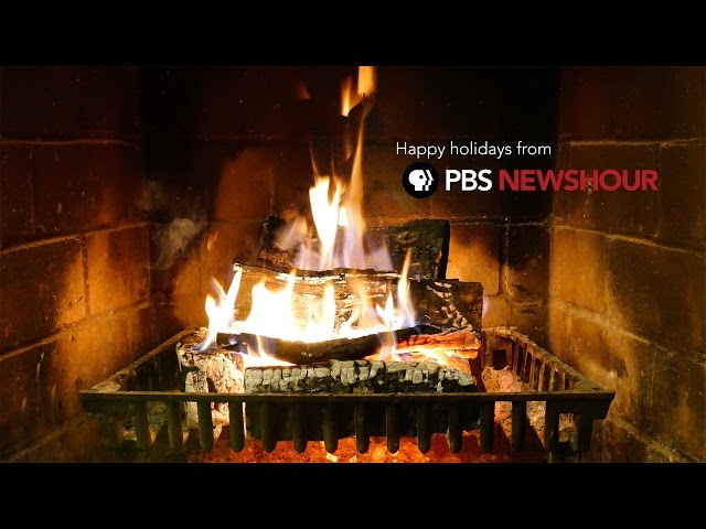 How To Turn Your Tv Into A Fireplace For Christmas The