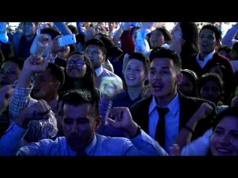 "TDR2017 Alett Frias ""Fiesta Pentecostal"""