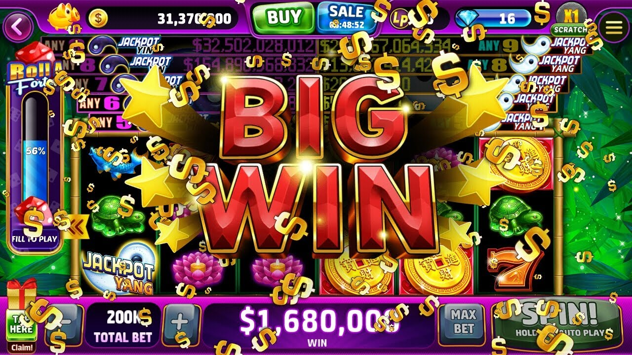 Lotsa Slots Big Win 1 680 Easy In Phone App Youtube