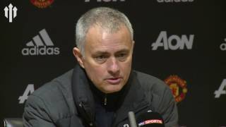 Jose Mourinho: 'I Gave Him His Chance' Manchester United 2-0 Watford FULL PRESS CONFERENCE