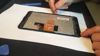 Huawei MediaPad 7 Youth Touchscreen Repair/Disassembly