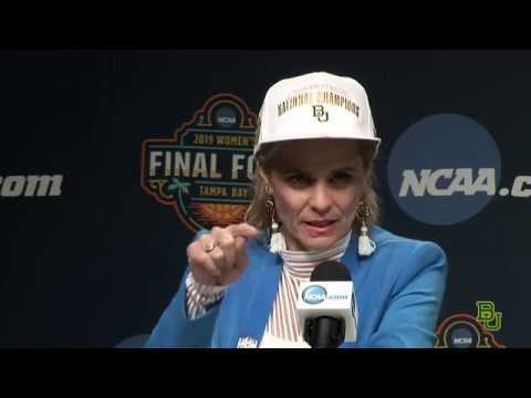 Baylor Basketball (W): Postgame Press Conference Vs. Notre Dame