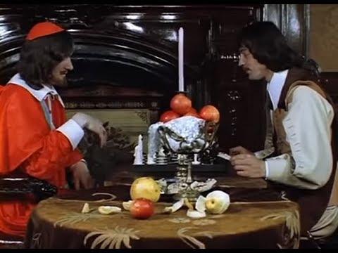Шахматная партия с кардиналом Ришелье