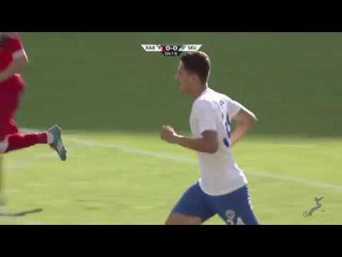 HIGHLIGHTS -  FK RABOTNIÇKI Vs FC SHKUPI 2:0 (17.08.2019)