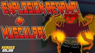Roblox Heroes Online Epic Spin Code - One For All Prime Best New Quirk Prime Ofa In Heroes