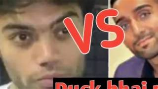 Ducky bhai VS sham idrees | My message for these two|