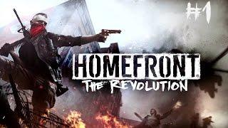 Homefront: The Revolution [#1] Błędy przeszłości