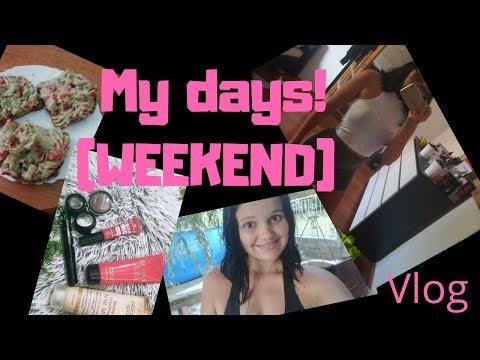 My WEEKEND!(vlog) 👸 +játék
