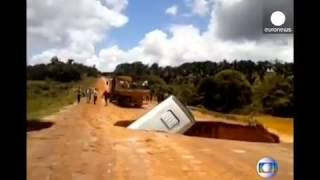 Road accidents ||  Officila Video ||  Tviral Video