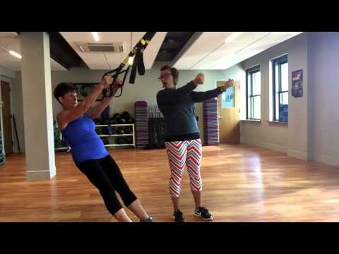 At Home Quick TRX Basics (with links for intermediate exercises)