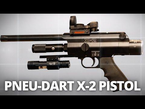 X2 Gauged CO2 Pistol