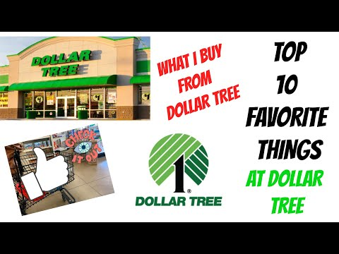 TOP 10 FAVORITES at DOLLAR TREE!!!! (May 2019) #TagYourFavorites