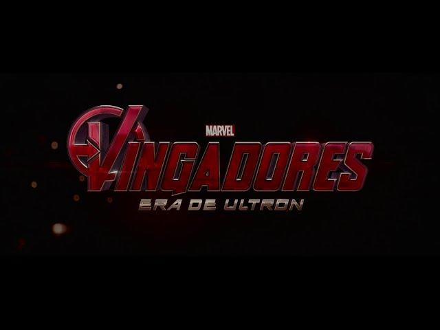 Teaser Trailer - Vingadores: Era de Ultron