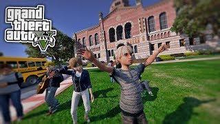 WIR gehen in die SCHULE! - GTA 5 Real Life Mod