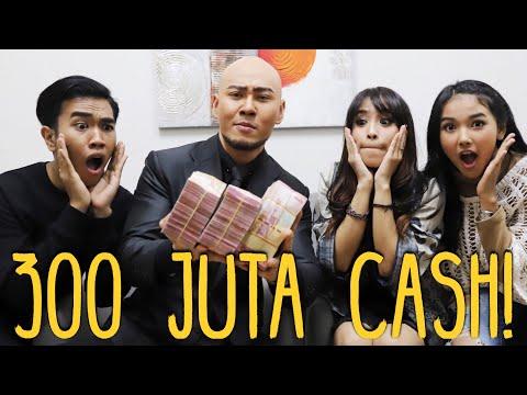 GIVE AWAY 300 JUTA CASH ❗️ (Langsung Bawa Pulang) - Cover Keajaiban Semesta Knightkris 2017