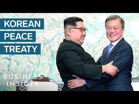North And South Korea Peace Treaty: What Happens Next