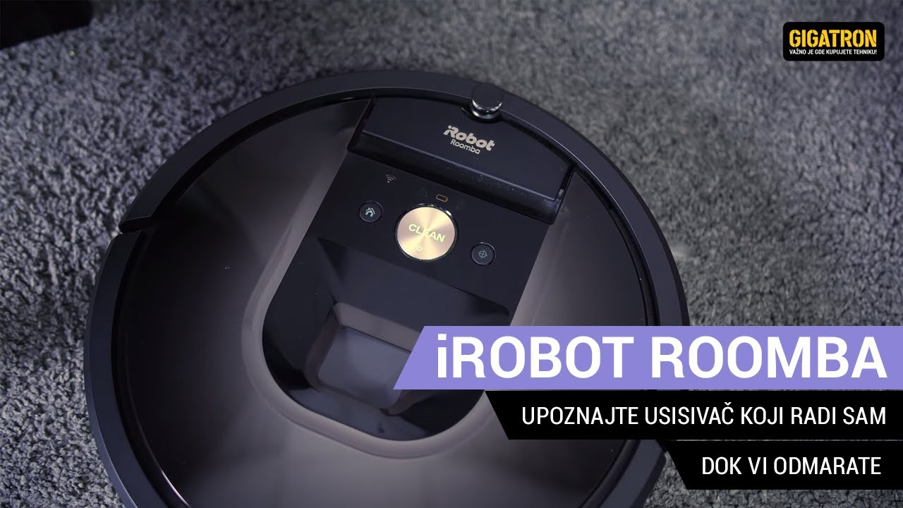 Irobot roomba 980 cena
