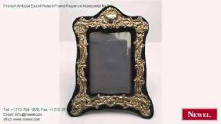 French Antique Easel Picture Frame Regence Accessories