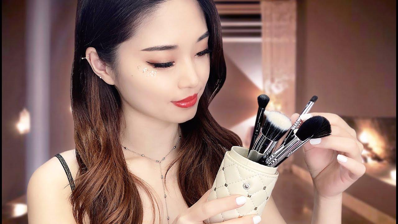 [ASMR] Relaxing Makeup Removal Service