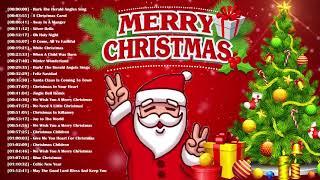 Nonstop Old Christmas Songs 2021 Medley - Beautiful Christmas Songs Of All Time - Christmas Songs