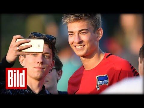 Sohn von Jürgen Klinsmann wechselt nach Berlin zu Hertha