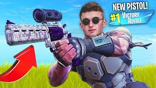 Infinite Lists Gets A VICTORY ROYALE With The *NEW* SCOPED REVOLVER!