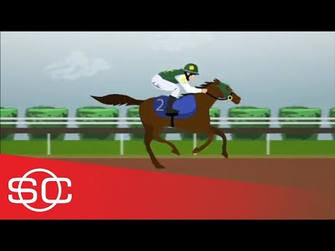 Justify is the favorite horse to win the Kentucky Derby | SportsCenter | ESPN