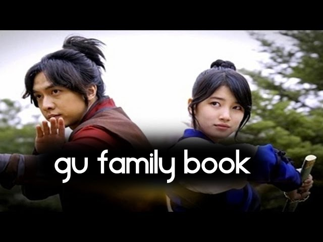 Gu Family Book 구가의 서 - TOAD Korean Drama Review Travel Video