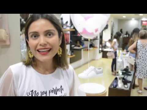 Evento sobre personalización de zapatos en Mussi