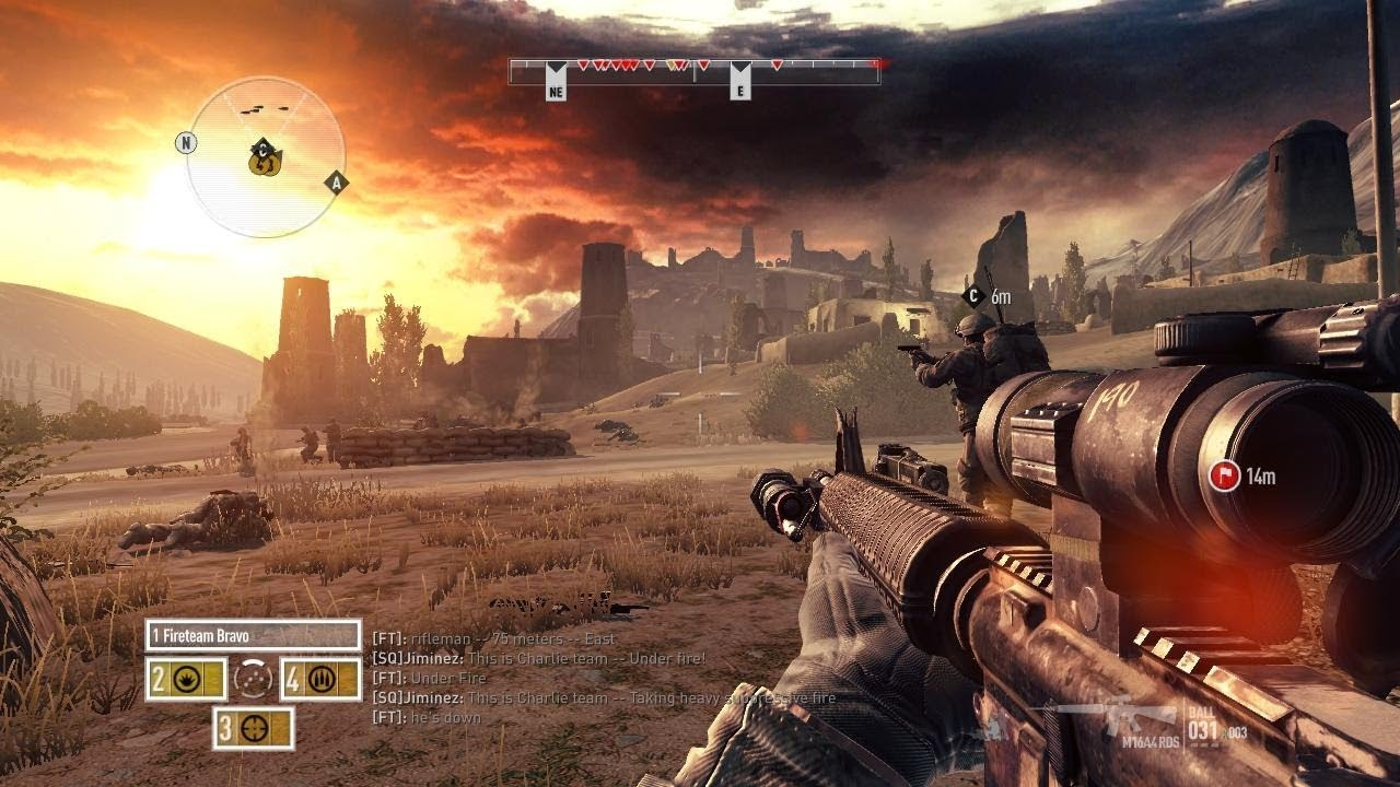 Excellent Realistic Shooter Game On Pc Operation