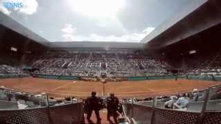 Watch 2015 Mutua Madrid Open Final in HD - Rafael Nadal v Andy Murray